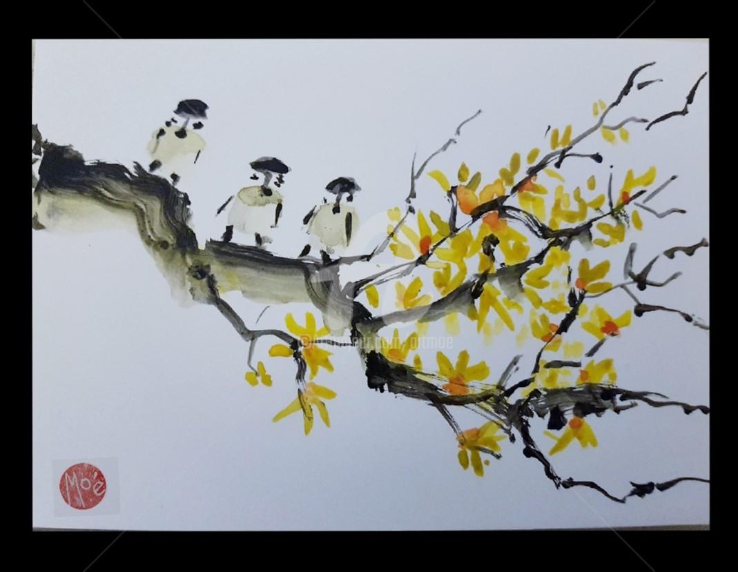 Art Moé - Birds #2