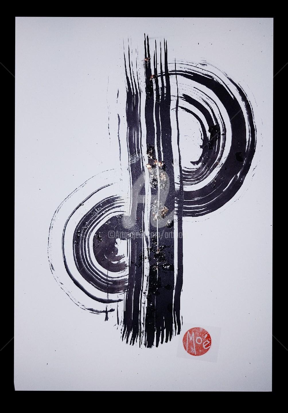 Art Moé - Contemporary Sumi-e