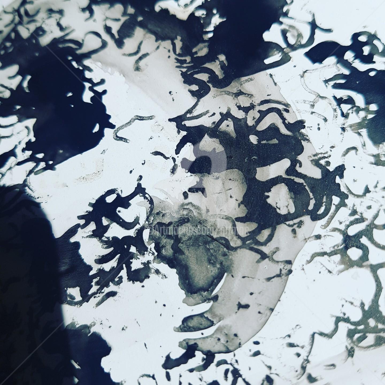 Art Moé - Sumi e Contemporary #19