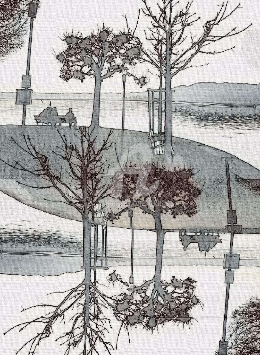 Art Moé - The Lake