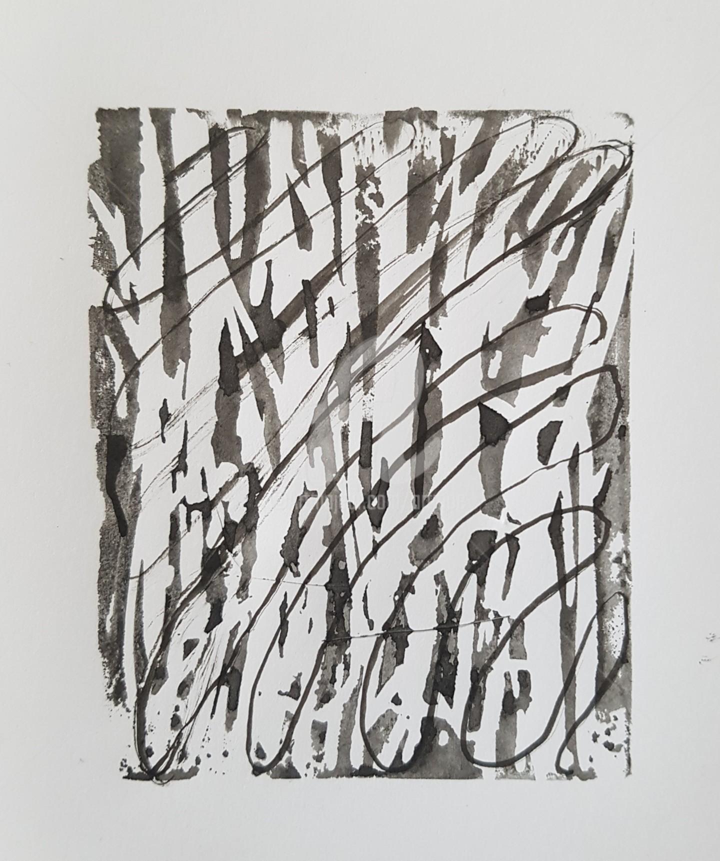 Art Moé - Ink #a5