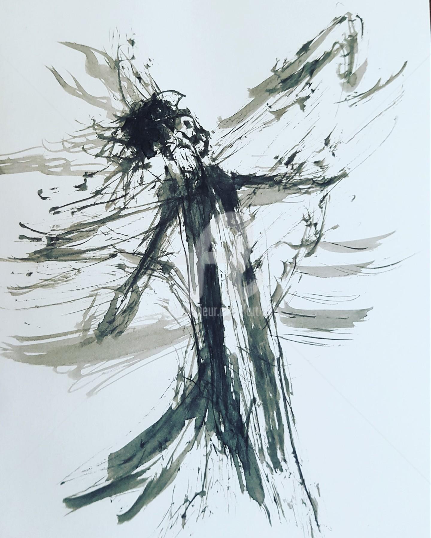 Art Moé - Un angelo
