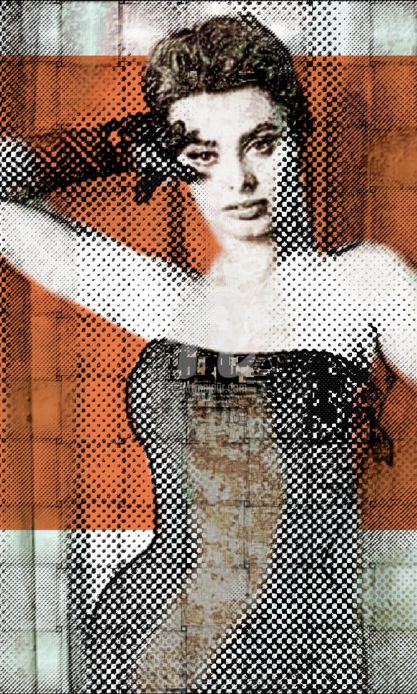 Art Moé - Art Portrait Sophia L