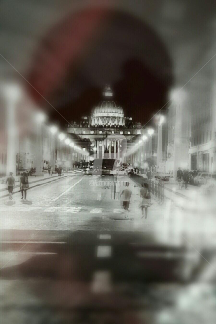 Art Moé - City Walk Vatikan