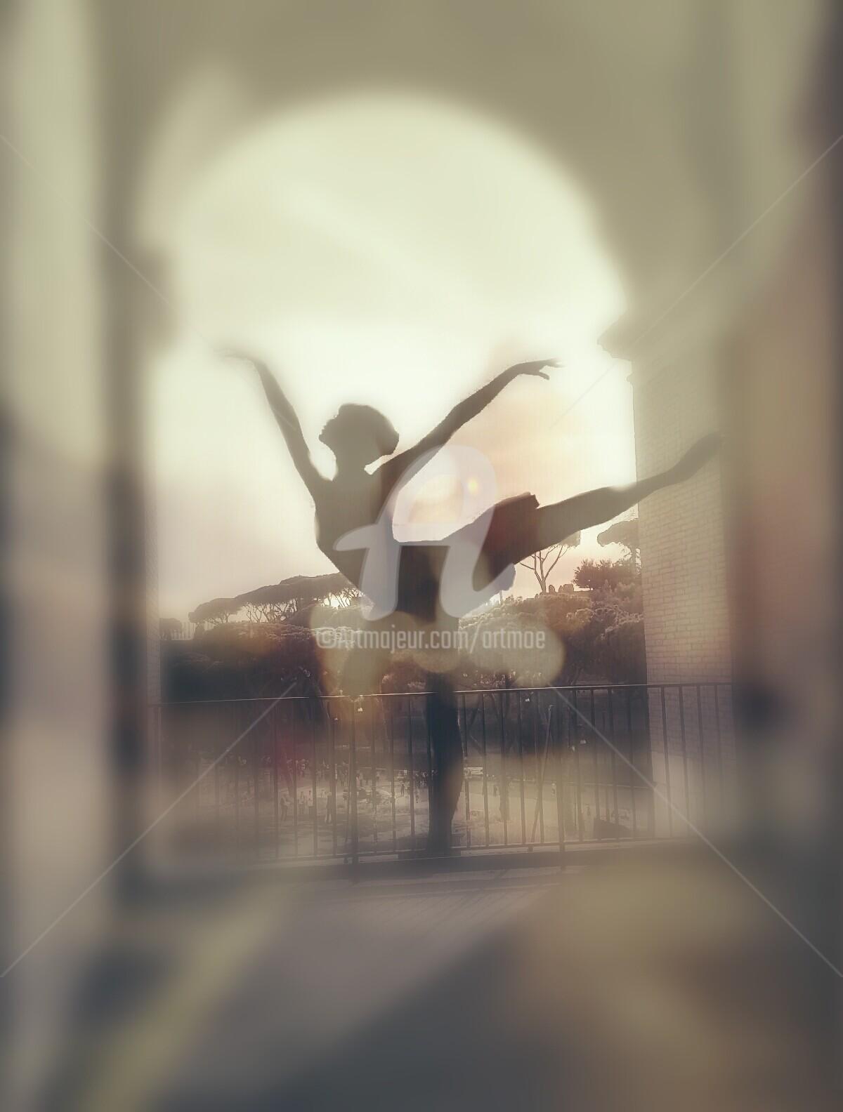 Art Moé - City Walk #4 Rom Colosseo