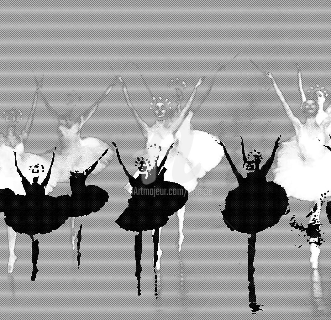 Art Moé - Ballet Dancer #3