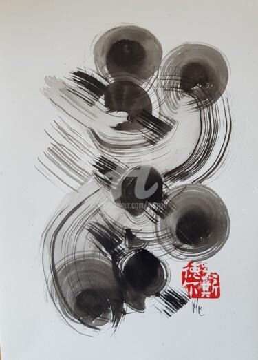 Sumi e Contemporary #11