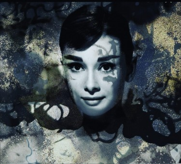 Audrey an me