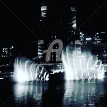 Dubai Burj khalifa watergames